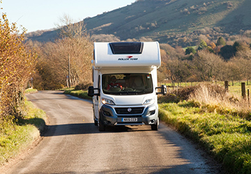 5 places to take a motorhome in 2018