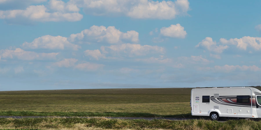 Hire a motorhome and visit East Anglia (Norfolk)